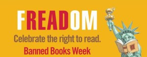 FREADOM Celebrate the Right to Read banner
