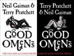 Cover image of Good Omens by Gaiman and Pratchett