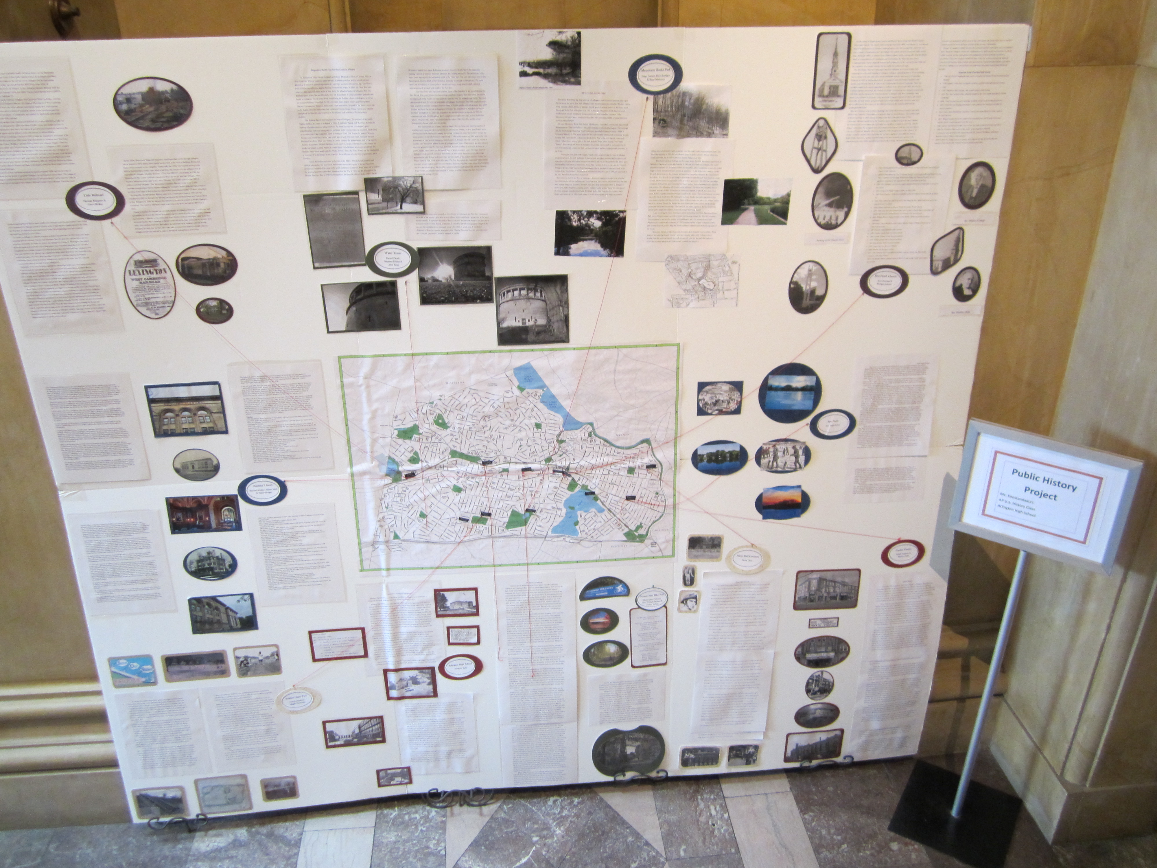 us history projects These projects were created by virginia and maryland school districts in collaboration with the roy rosenzweig center for history and new media and the department of history and art history.