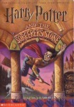 Cover of Harry Potter and the Sorcerer's Stone