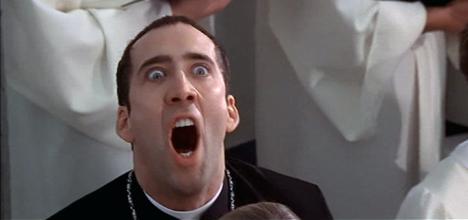 Nicholas Cage Face