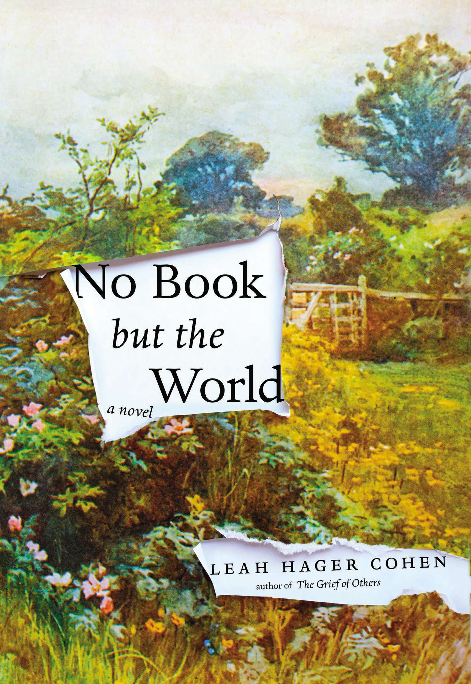 Leah Hager Cohen At The Robbins Library