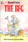 The BFG, one of Aimee's favorites.
