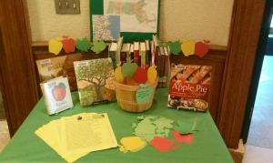 Come see our apple picking display, pick up a list of orchards in MA, and vote for your favorite!