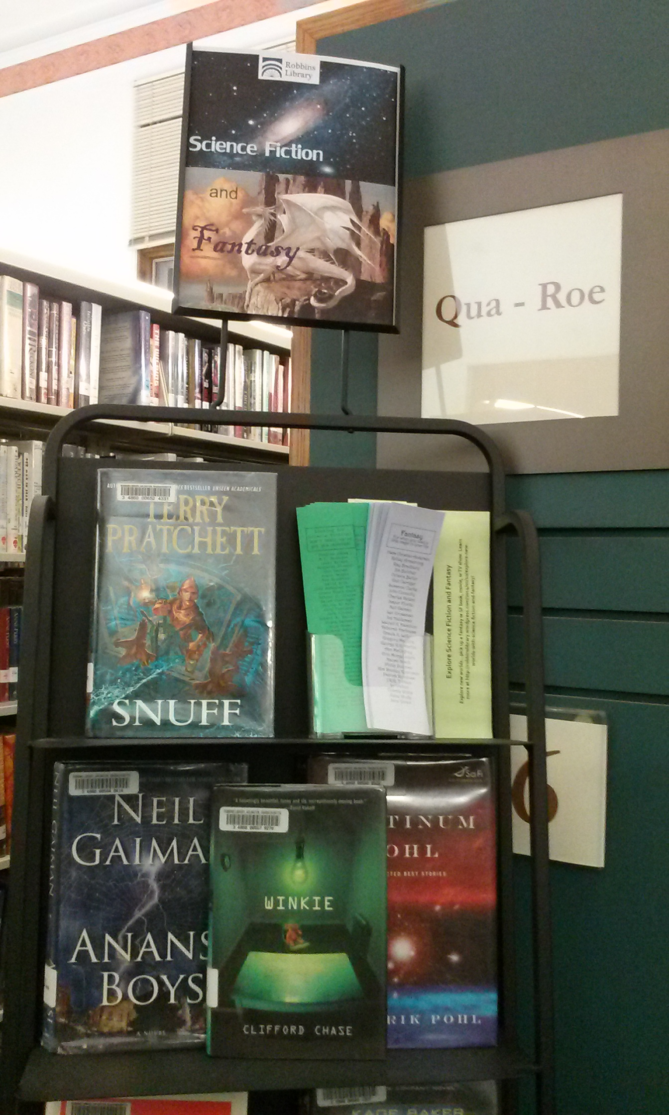 But wait, there's more! | Robbins Library Blog