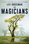 Cover image of The Magicians by Lev Grossman