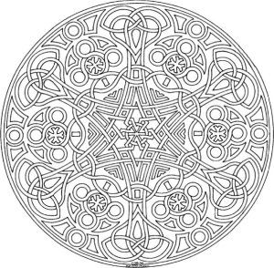 detailed_geometric_coloring_pages