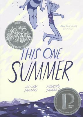 Cover of This One Summer with Caldecott and P