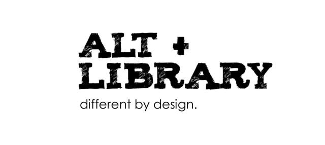 Alt+ Library logo