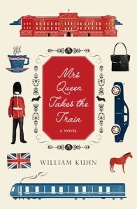 Cover of Mrs Queen Takes the Train