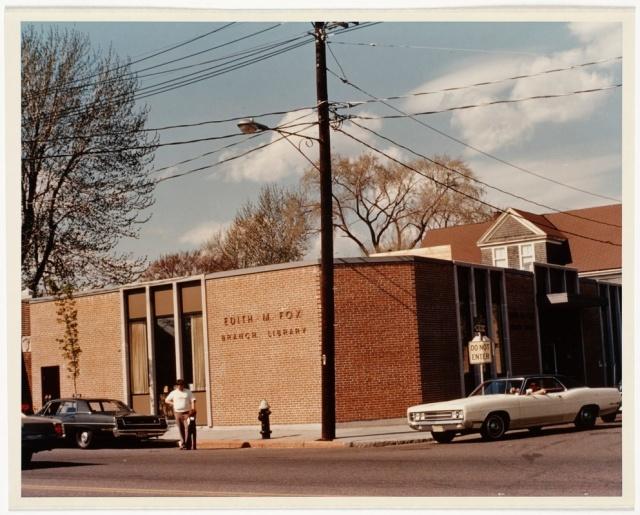 Fox 1969 exterior