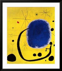 MiroJoan-L'Oro dell' Azzurro