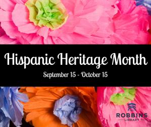 Hispanic Heritage Month Social Media