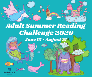 Adult Summer Reading Challenge 2020